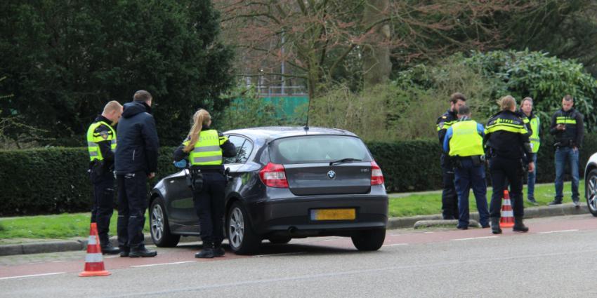 Intergrale controle in Schiedam