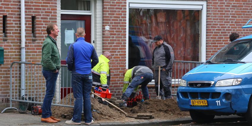 Woningen in Schijndel ontruimd na gaslek