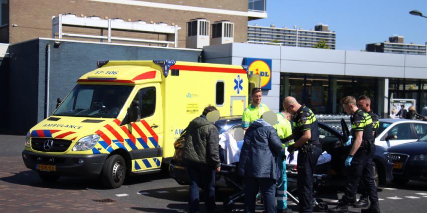Foto van ambulance