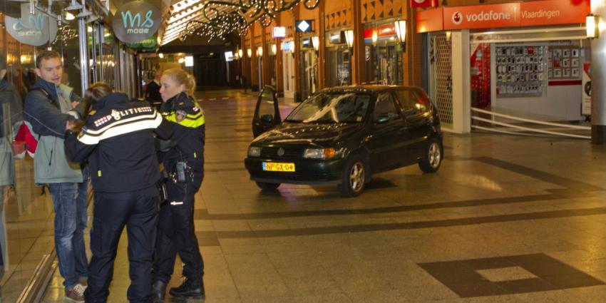 Ramkraak op telefoonwinkel in Vlaardingen