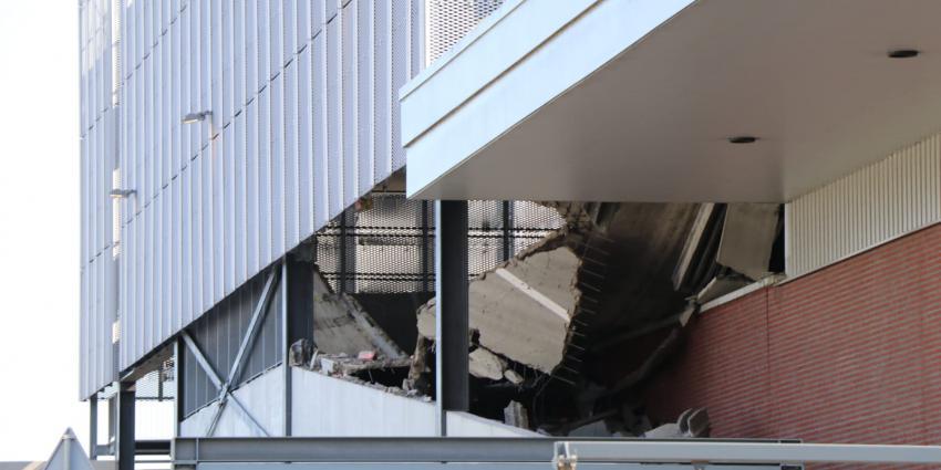 Parkeergarage Wormerveer nog tot en met maandag gesloten
