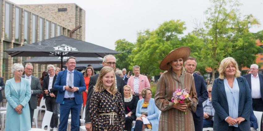 Koningin opent Huis van Cultuur en Bestuur