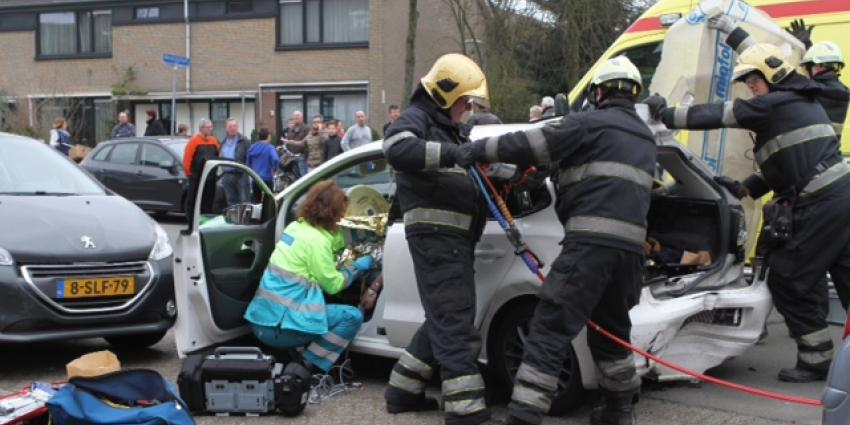 Foto van aanrijding in Eindhoven | Hendriks Multimedia | www.hendriks-multimedia.nl