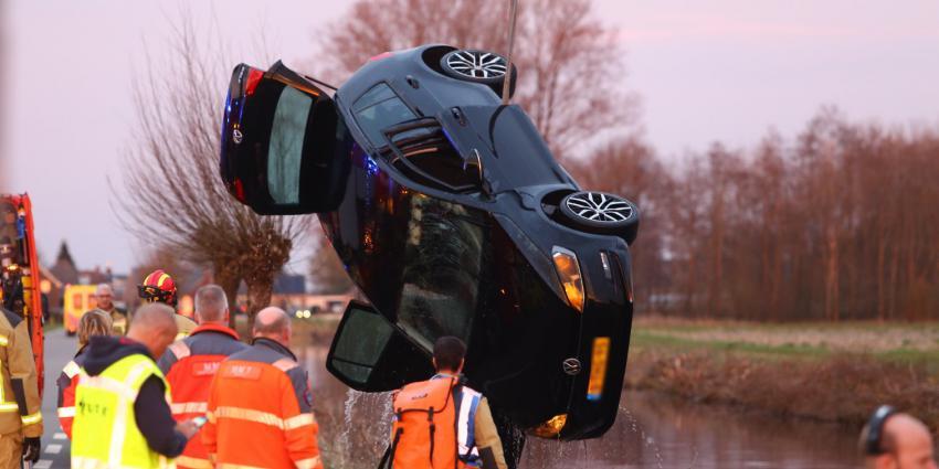 Dode bij ongeval Buinerveen