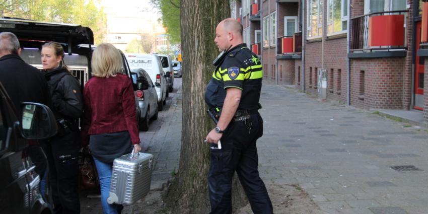 politieagenten - uniform - kogelwerdend vest