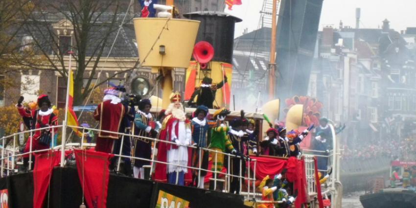 Intocht Sinterklaas op Zaanse Schans