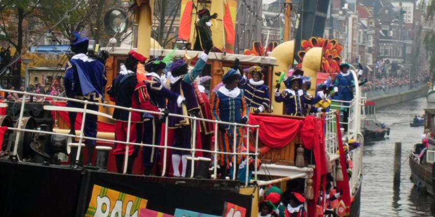 Toegangspoortjes bij intocht Sinterklaas in Maassluis