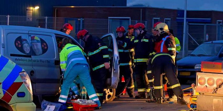 Foto van aanrijding in Veendam | Stichting VIP | www.parkstadveendam.nl