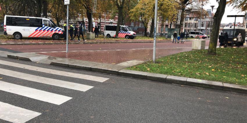 Mobiele Eenheid paraat in Groningen