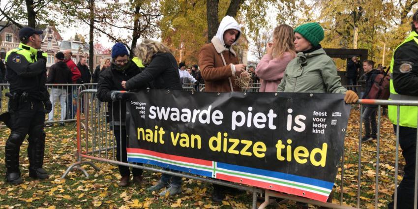 Intocht Sinterklaas Groningen