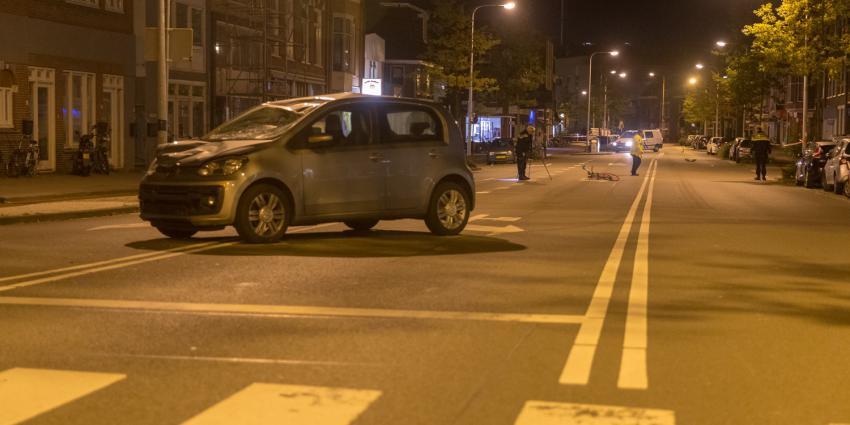 politie reconstrueert ongeval