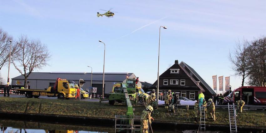 Twee doden bij ongeval in Havelte
