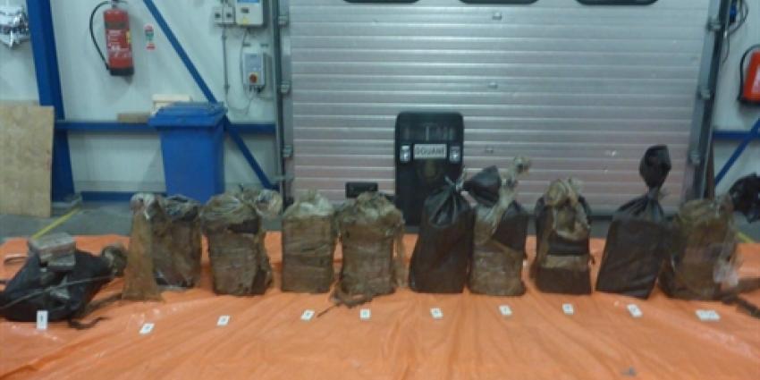 Ladinginspecteur aangehouden voor smokkel 200 kilo cocaïne