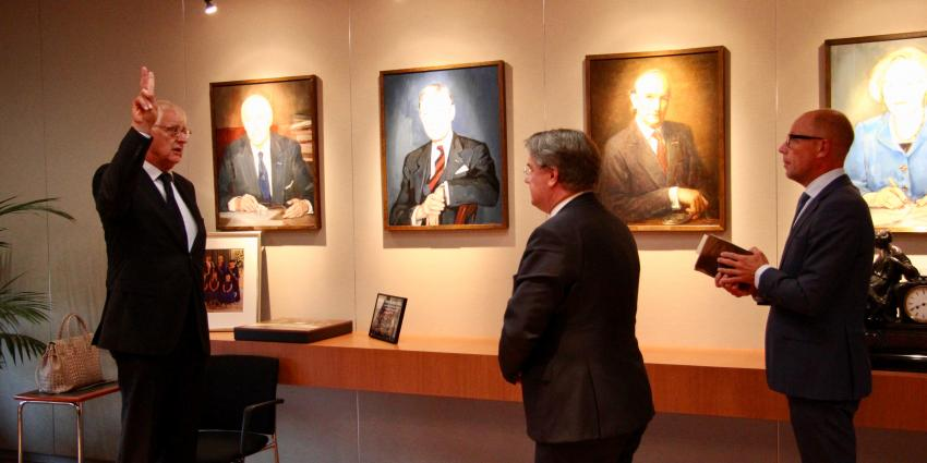 Roel Augusteijn waarnemend burgemeester in Heusden