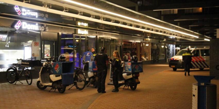 Politie onderzoekt overval pizzeria Cappele