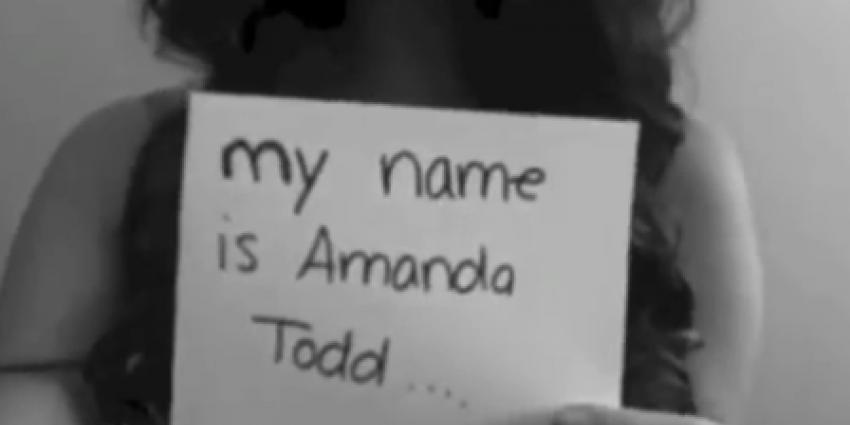 Still Youtube video Amanda Todd