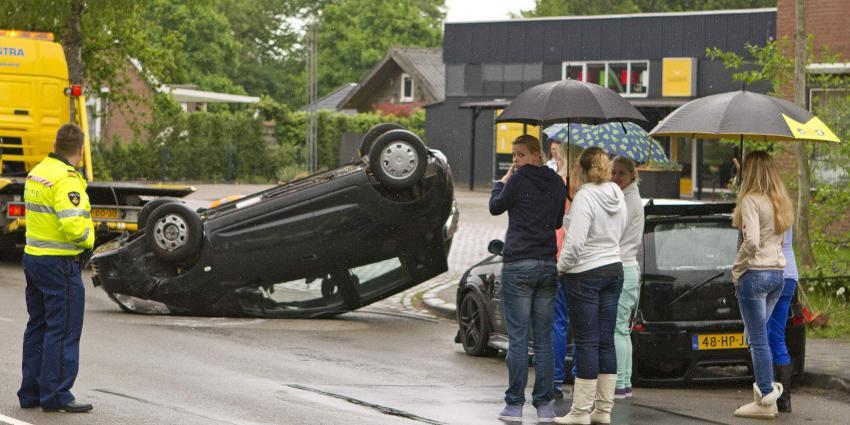 Foto van aanrijding Beneden Oosterdiep | Stichting VIP | www.parkstadveendam.nl