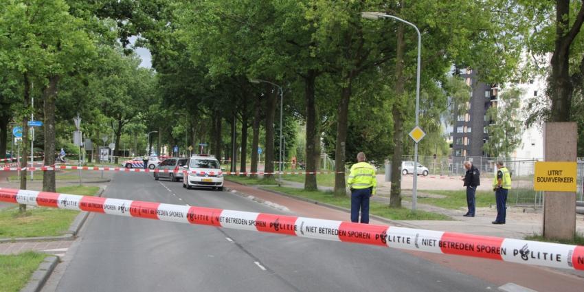 Foto van schietpartij in Assen | Compactmedia | www.compactmedia.nl