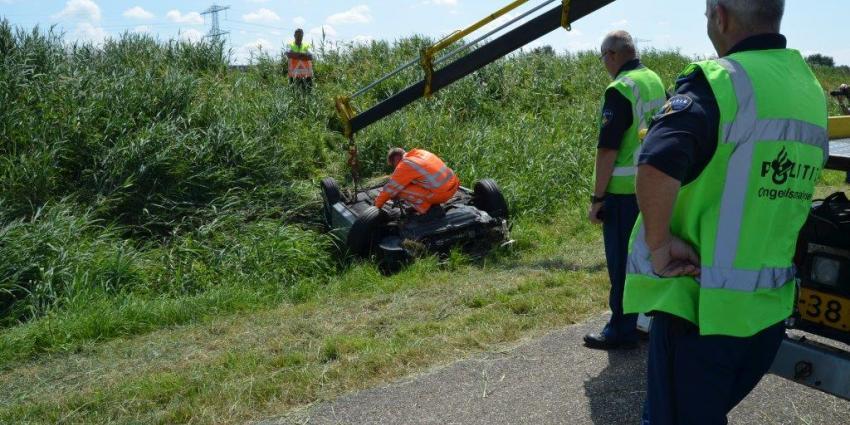 Gewonde bij aanrijding op A7 bij Winschoten