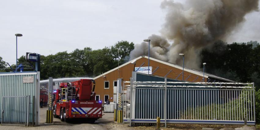 Brand Nieuw-Dordrecht
