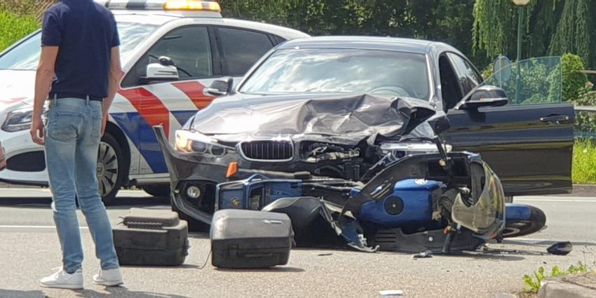 Ambulance bij ongeval