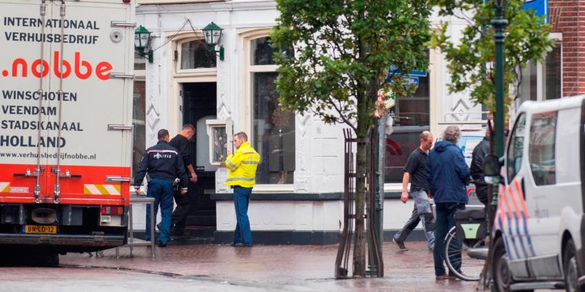 Belastingdienst legt beslag op inventaris Grillroom in Appingedam