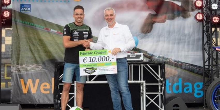 180 jonge kankerpatiënten racen over TT-Circuit