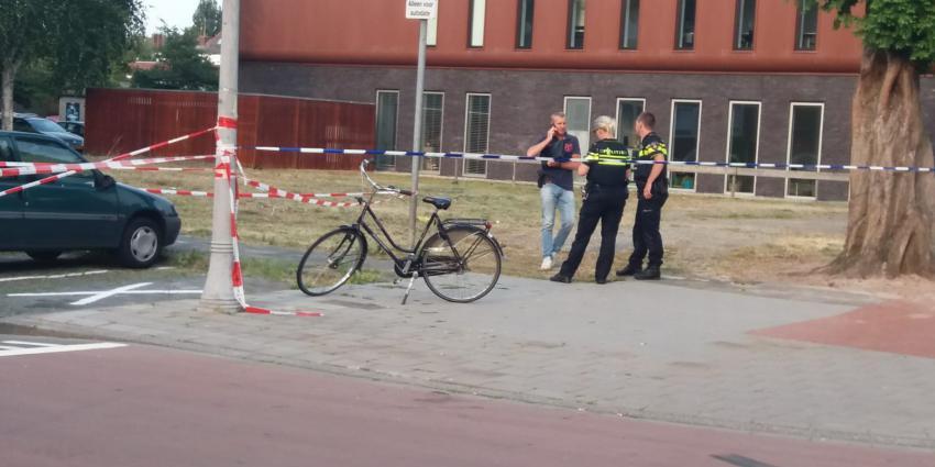 Politie zet omgeving Floresplein af