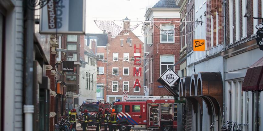 Brand Groningen