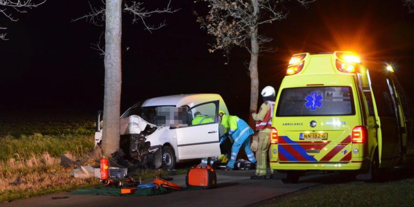 Gewonde bij ongeval Kiel Windeweer