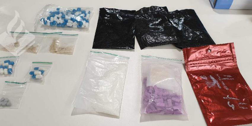 Leverancier van 'drugs op bestelling' aangehouden