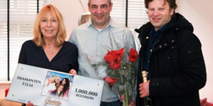 Diamanten Film (1 miljoen bezoekers) voor Gooische vrouwen 2