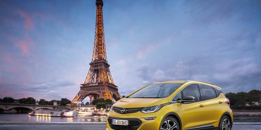 Opel met drie primeurs op Autosalon van Parijs 2016