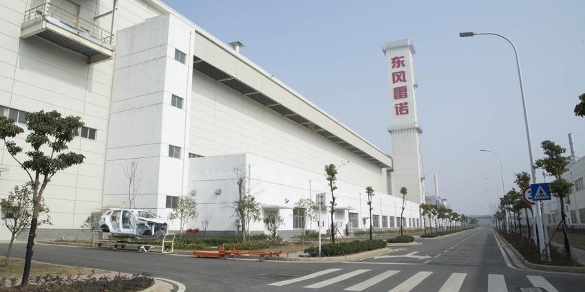 Renault gaat auto's maken in China