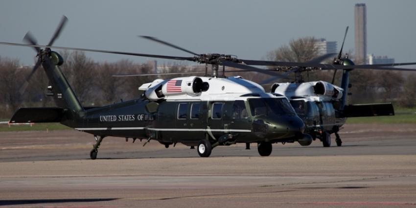 White Hawk helikopter | Piet Luijken