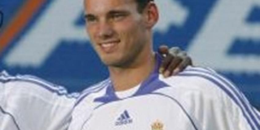 Sneijder: 'Slechte fitheid op EK speelde geen rol'