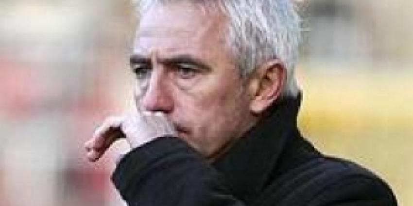 Van Marwijk: Lage verwachtingen voordeel Oranje