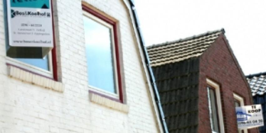 Huizenprijzen in Nederland sterker gedaald dan gemiddeld in de EU