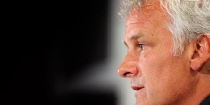 Fred Rutten weg bij Feyenoord