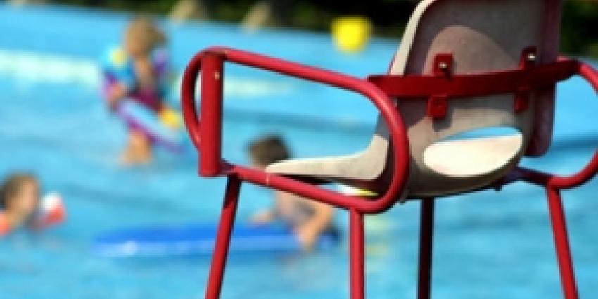 Gevaarlijke situatie door koperdiefstal zwembad
