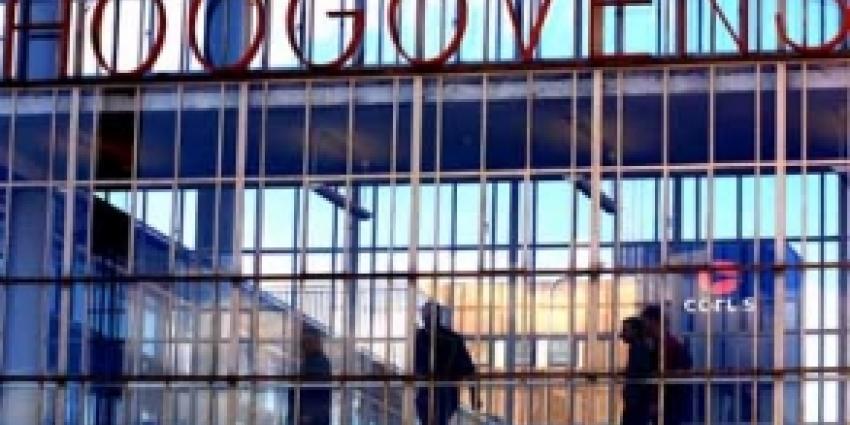 Tata Steel werknemers houden poortactie