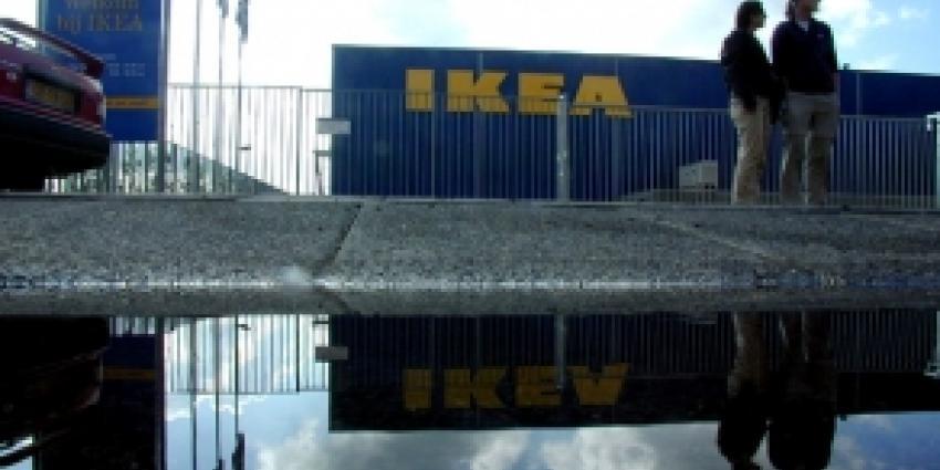 Nu alle ballen uit schappen Ikea