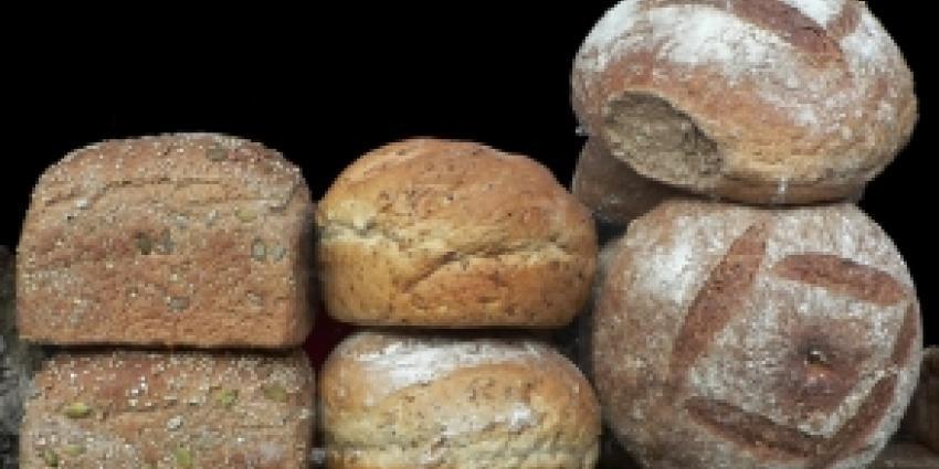 Veel brood nog te zout stelt Consumentenbond