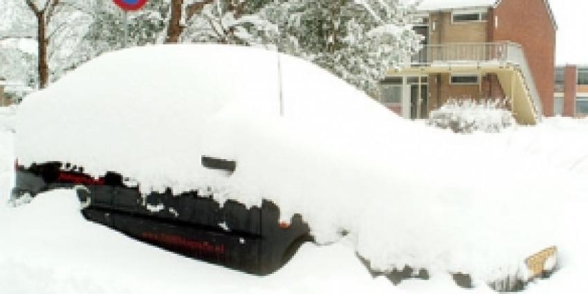 Burenruzie om sneeuwruimen loopt uit op snee in gezicht