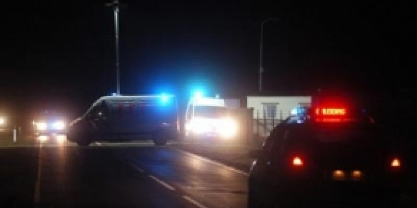 Politie voorkomt illegale houseparty onder snelweg