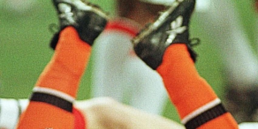 Bas Dost moet Oranje afzeggen vanwege hamstringblessure