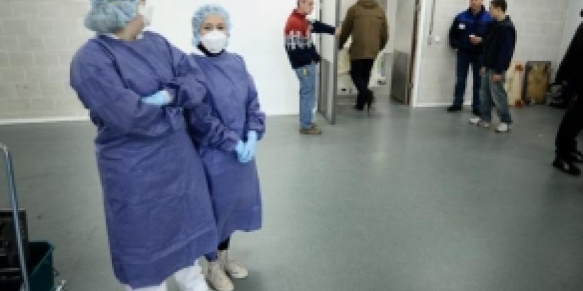 Medewerker met open tbc in Martini Ziekenhuis