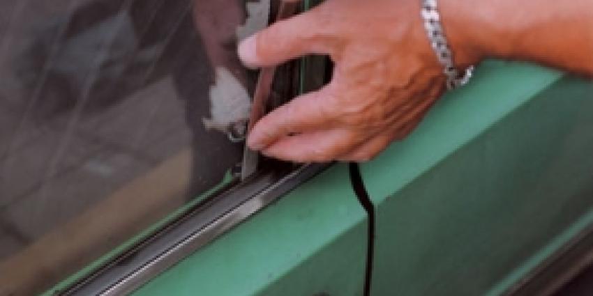 Proef om gestolen auto's sneller terug te vinden