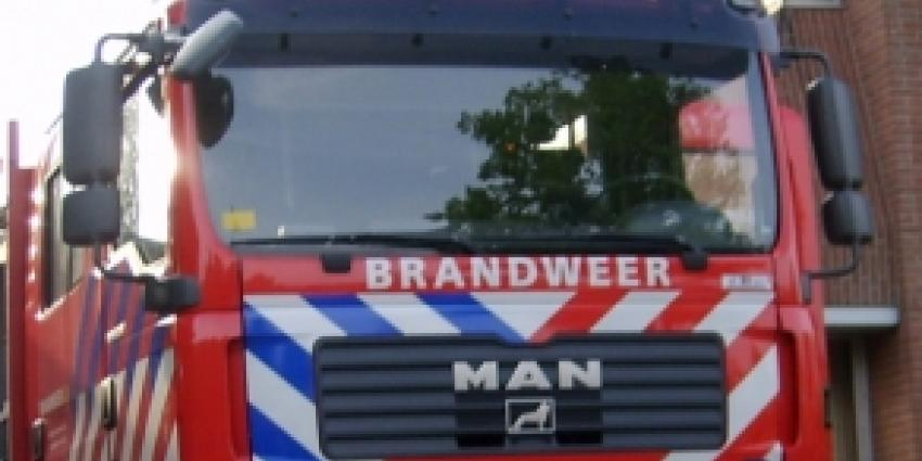 Man aangehouden voor poging brandstichting