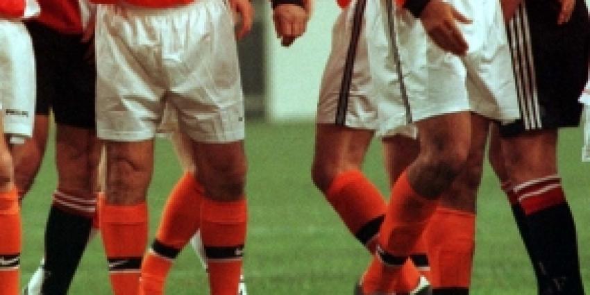 Oranje tegen Japan in oefenduel